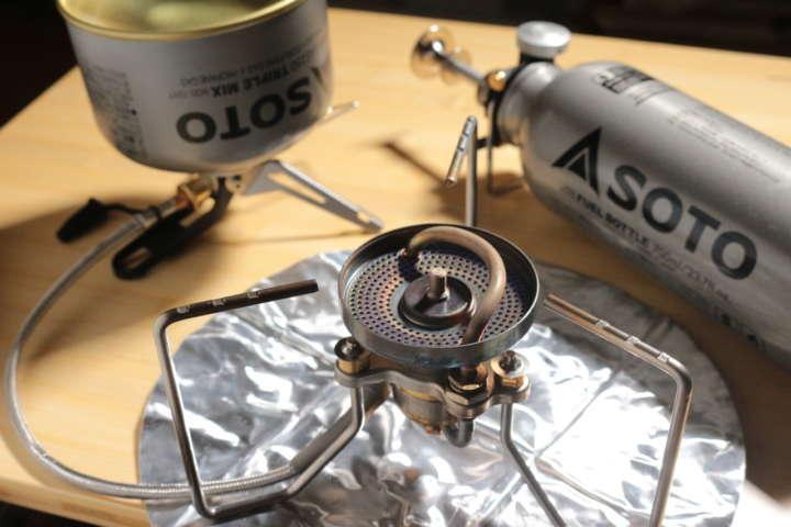 ブレイカー ストーム 【レビュー】SOTOのバーナー『ストームブレイカー 』はガスとガソリンの二刀流!