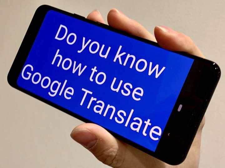 アプリ google 翻訳
