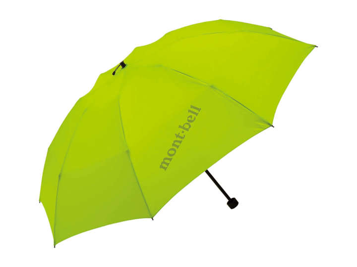 傘 モンベル 折りたたみ モンベルの折りたたみ傘を使ってみた