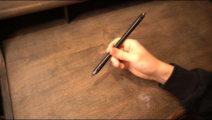 回し ペン